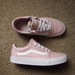 👟 WOMENS Vans Ward Blush